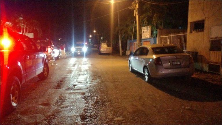 Detenido por disparar contra cuartería en Tulum