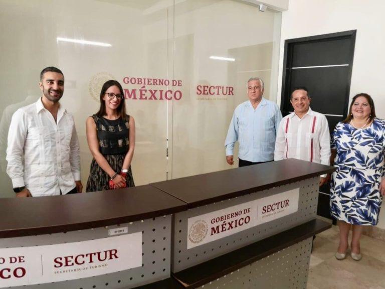"""Llega Sectur con jornadas y proyectos, no """"solo a abrir oficinas"""", declara subsecretario"""