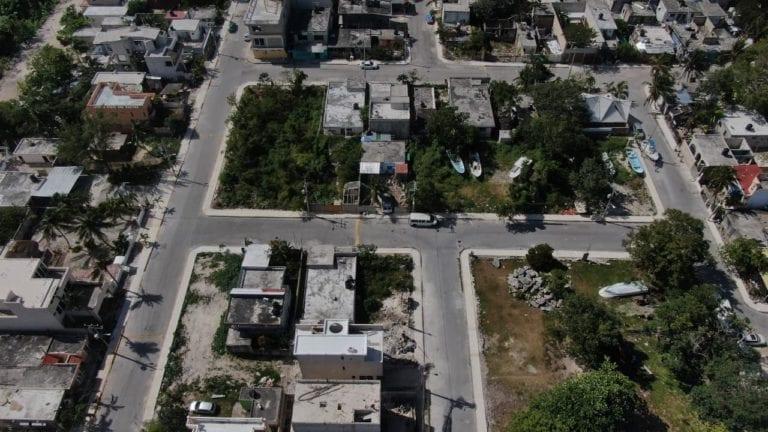 Reivindican en Puerto Morelos zonas emblemáticas con proyectos de infraestructura